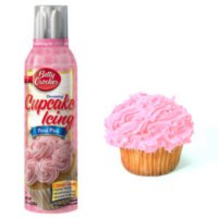 Glassa per cupcake in spray di Betty Crocker