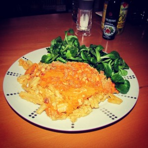 Ricetta dei Macaronis & Cheese