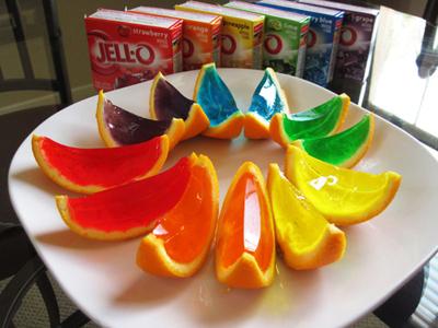 ricette originali di jello shots