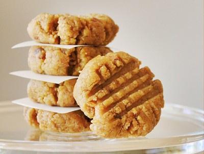 Ricetta facile dei Peanut Butter cookies