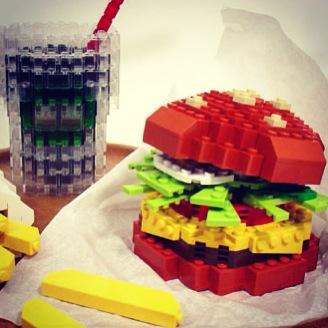 hamburger divertenti