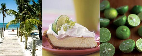 La ricetta originale della Key Lime Pie delle Isole Keys in Florida
