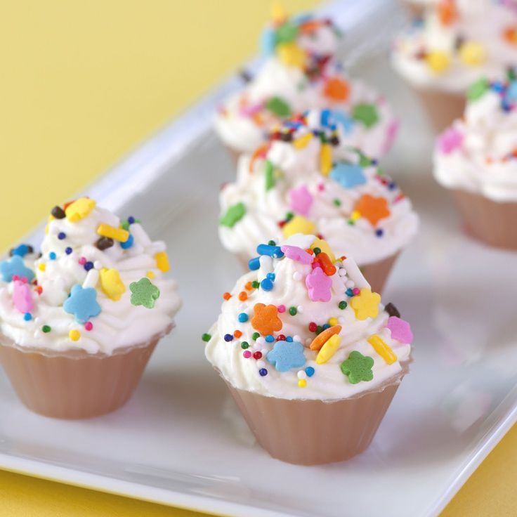 jello shots cupcakes