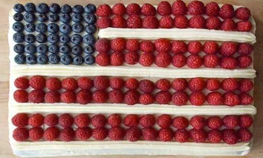 gelatine tricolore americane