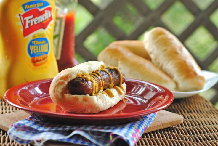 il vero hot dog americano