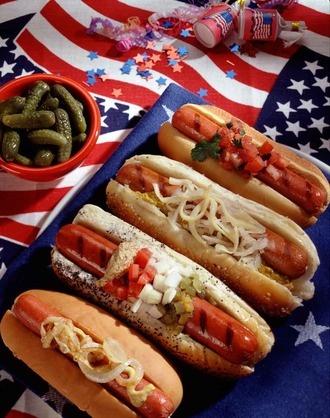 ricetta hot dog USA