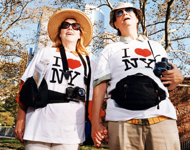 turisti new york