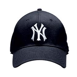 Casquette de NYC en achat souvenir