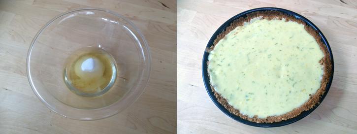 Vera ricetta della  Key Lime Pie americana