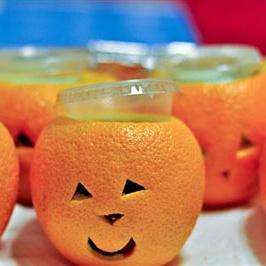 Jello shots américains pour Halloween