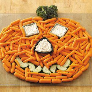 Idées recettes pour soirée halloween