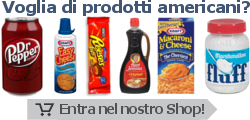 Online Shop for American Foods - Fast Delivery in France and Europe