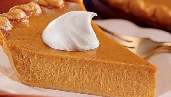 Ricetta Pumpkin Pie